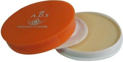 ADS SPF-15-Pressed-Powder-instant-makeup-face Compact  - 18 g