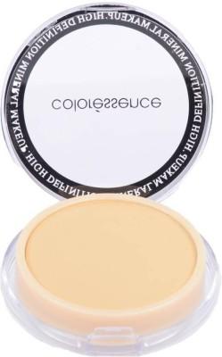 Coloressence HD Pancake Compact - 15 g(Yellow Beige)