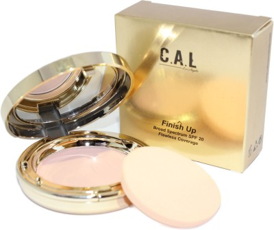 C.A.L….Los Angeles Finish Up Compact  - 12 g