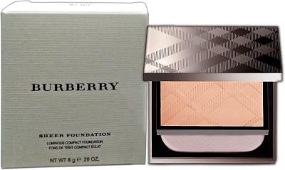 Burberry Sheer Foundation Luminous  Compact  - 8 g