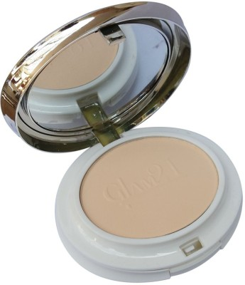 Glam21 Perfect-Radiance-Oil-Control-Powder-SPF-23-24g Compact  - 24 g