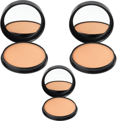 Oriflame Sweden Face Powder Set Of 3 Compact  - 20 g