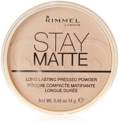 Rimmel Matte Pressed Powder Compact - 14 g