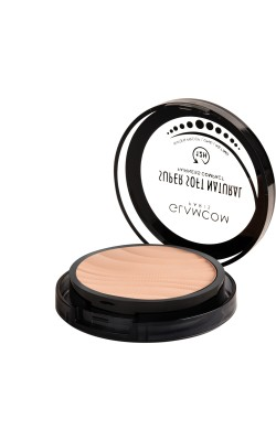 Glamcom Natural Fairness Compact 304 Compact  - 10 g