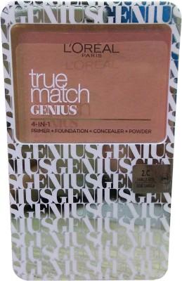 L,Oreal Paris True Match Genius Compact  - 7 g(Rose Vanilla)