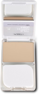 LOreal Paris True Match Genius Compact - 7 g(Nude Ivory N1)