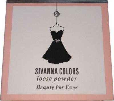 Sivanna Super Thin Slide Loose Powder Compact  - 20 g
