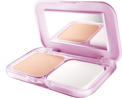Maybelline Clear Glow All In One Fairness Compact Powder (SPF32PA+++) Compact  - 9 g