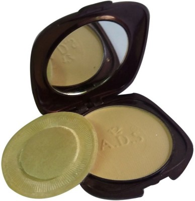 ADS White-radiance-spc24-UV-protection-Face-Powder Compact  - 20 g