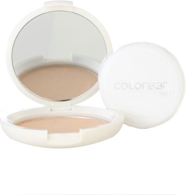 Colorbar Radiant White Uv Fairness Powder Compact  - 9 g