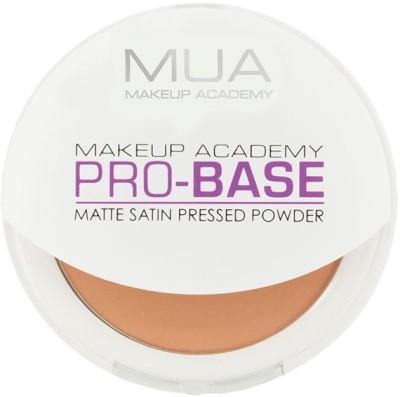 MUA MAKEUP ACADEMY Pro Base Matte Satin Pressed Powder Compact - 6.5 g