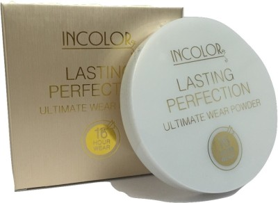 Incolor LASTING PERFECTION POWDER Compact  - 10 g