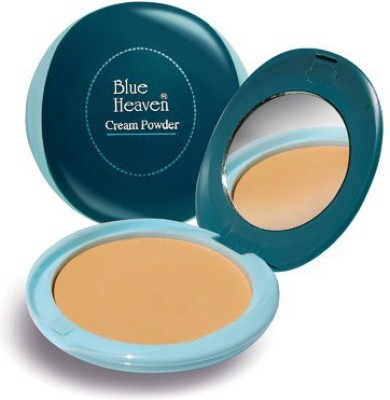Blue Heaven Green Cream Powder Compact  - 20 g