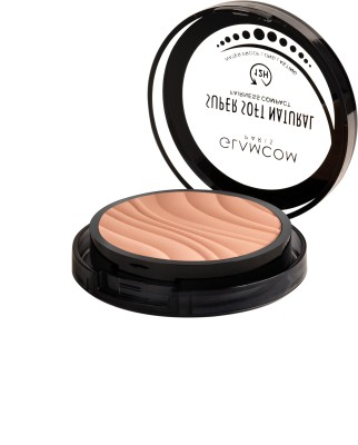 Glamcom Natural Fairness Compact 301 Compact  - 10 g