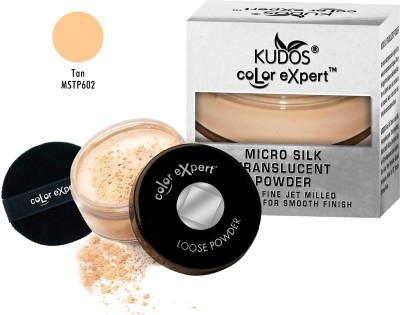 Kudos Color Expert Micro Slik Translucent Powder 602 Compact  - 25 g