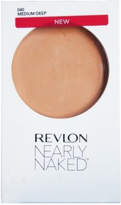 Revlon Nearly Naked Powder -040 Compact - 8 g