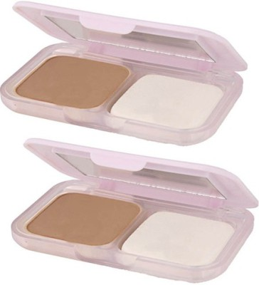 Maybelline Clear Glow All In One Fairness Compact  - 9 g