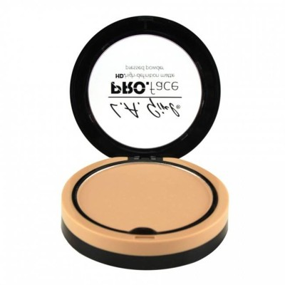 L.A. Girl HD PRO FACE PRESSED POWDER Compact - 7 g(Brown)