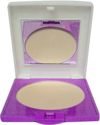 MN Ultra-Soft-Compact-Powder-Natural-and-makeup-Longlasting-All-Day-11g Compact  - 11 g