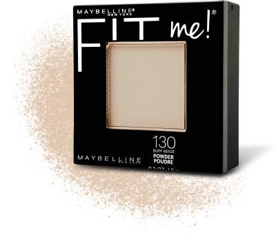 Maybelline Fit Me Compact  - 9 g(Buff beige, 130)