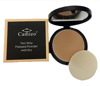 CAMIEO Two - Way Pressed Powder Compact  - 12 g