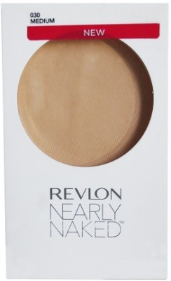 Revlon Nearly Naked Pressed -030 Compact  - 8 g