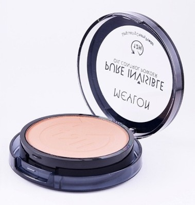 Meylon Paris Oil Control Powder 504 Compact  - 9 g