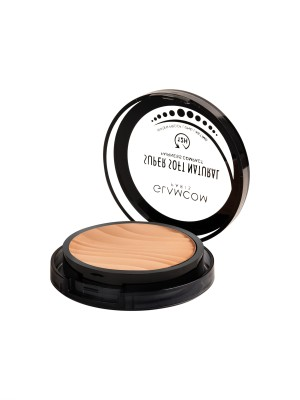 Glamcom Natural Fairness Compact 302 Compact  - 10 g