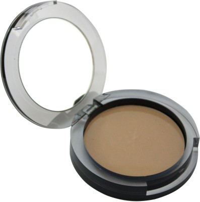 Faces Glam On Prime Perfect Pressed Powder Compact - 9 g(Beige 03)