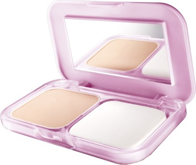 Maybelline Maybelline Clear Glow All In One Fairness Compact Powder (SPF32pa++) 9 g Compact  - 9 g