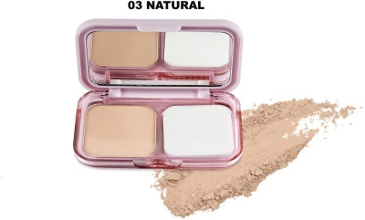Maybeline New York Clear Glow All in One Fairness Compact Powder Compact