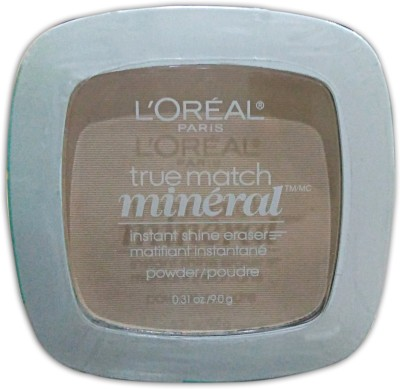 L,Oreal Paris True Match Mineral  Compact  - 9 g