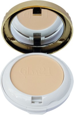 Glam21 Exlusive-Two-Way-cake-NNAN-24g Compact  - 24 g