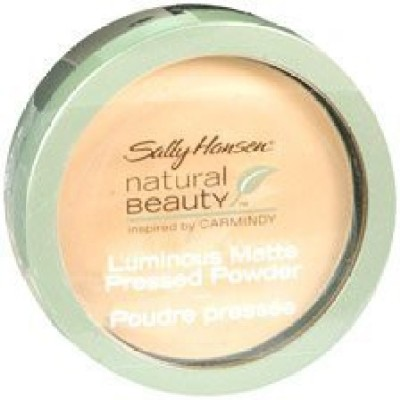 Sally Hansen Natural Beauty Luminous Matte Pressed Powder Neutralizer Compact  - 6.5 g
