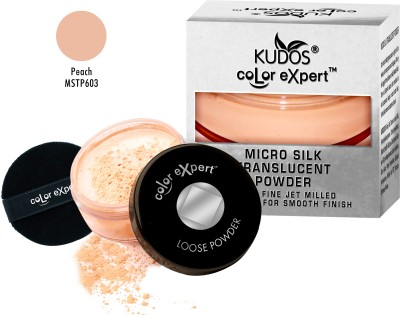 Kudos Color Expert Micro Slik Translucent Powder 603 Compact  - 25 g