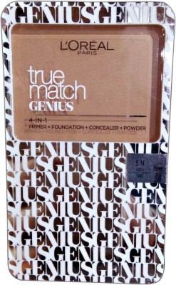 L,Oreal Paris True Match Genius  Compact  - 7 g