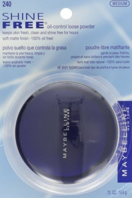 Maybelline Oil Control Loose Powder Medium Compact  - 19.8 g