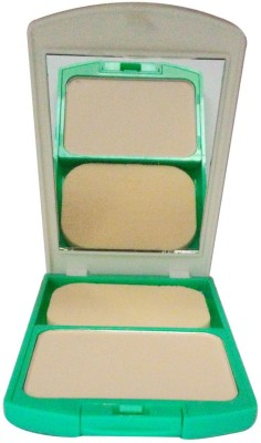 MN Meteorites-Pressed-Compact-Powder-Natural-and-makeup-Longlasting-All-Day-9g Compact  - 9 g