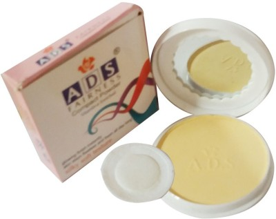 ADS New-Fashion-Glowing-Finish-instantly-skin-stay-fairness-with-vitamin-E-fresh-all-Day Compact  - 20 g