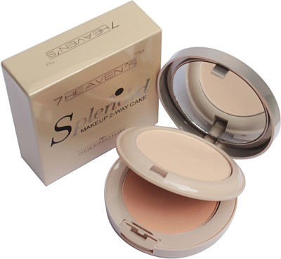 7 Heaven's Splendid Makeup 2 Way Cake Compact  - 20 g