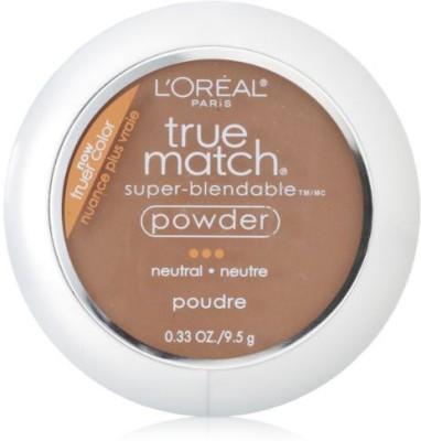 L,Oreal Paris True Match Powder Compact  - 9.5 g
