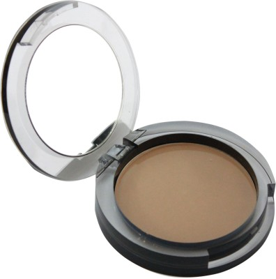 Faces Glam On Prime Perfect Pressed Powder Compact - 9 g(Natural 02)