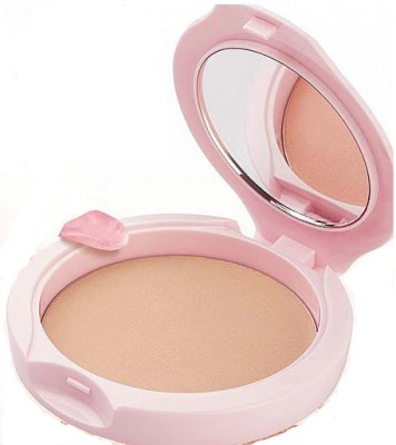 Avon Simply Pretty Smooth and White Pressed Powder SPF14 Compact - 10 g(Khaki)