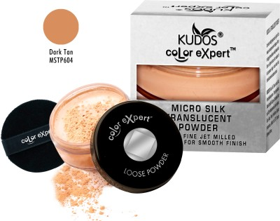 Kudos Color Expert Micro Slik Translucent Powder 604 Compact  - 25 g