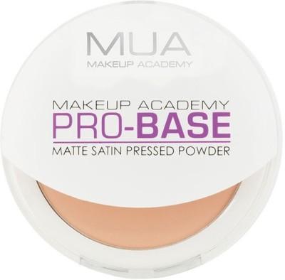 MUA MAKEUP ACADEMY Pro Matte Satin Pressed Powder Compact  - 6.5 g