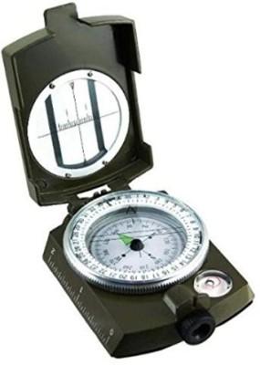 Nippon Labs Prismatic Sighting Compass Compass(Grey, Black)