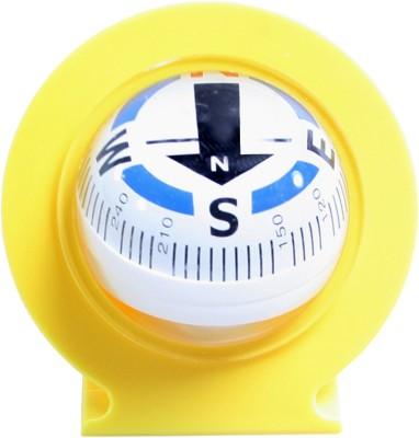SJ Waterproof Vehicle Car Boat Truck Navigation Ball 3D Compass(Multicolor)