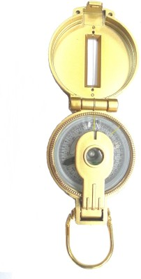 AARTI ENGINEER DIRECTIONAL Compass(Gold)