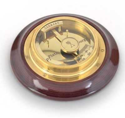 Kiran Udyog Antique Pure Brass Nautical Ship Balance Meter 237 Compass