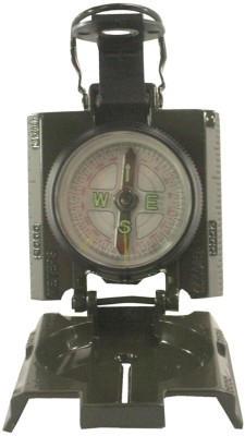 SJ Military Hiking Camping Compass(Multicolor)